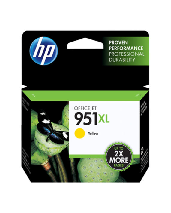 hp 951 xl yellow ink cartridge dt solutions. Black Bedroom Furniture Sets. Home Design Ideas